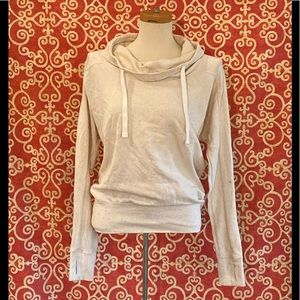 North Face Slouch Neck Thumb Hole Pullover Sweater